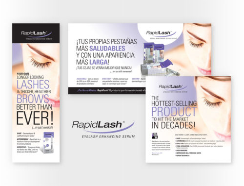 RapidLash Web Ads